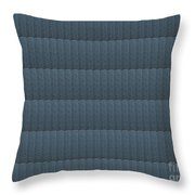 Blue Grey Line Texture Color Shade And Pattern Created By Navinjoshi At Fineartamerica.com Ideal For Throw Pillow