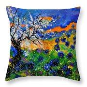 Bluecornflowers 451120 Throw Pillow