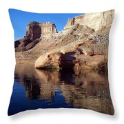 Bluegill Cove Throw Pillow