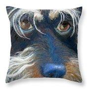 Bluenose Throw Pillow