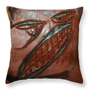 Bluff - Tile Throw Pillow