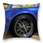 Blur 427 Cobra Throw Pillow