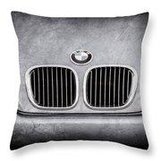 Bmw Grille -1123ac Throw Pillow