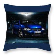 Bmw Series 3 Throw Pillow