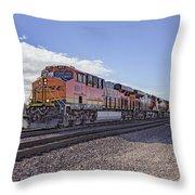 Bnsf6917 Throw Pillow