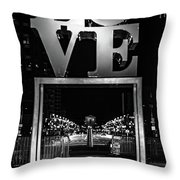 Bnw Philly Love 0218c Throw Pillow
