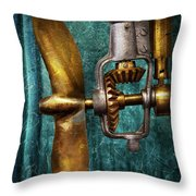 Boat - Propulsion  Throw Pillow