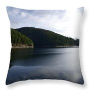 Boat Ready Throw Pillow