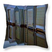 Boathouse 2 Throw Pillow
