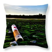 Boating Impossible Throw Pillow