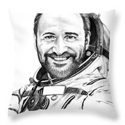 Bob Bello Throw Pillow