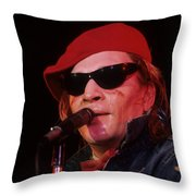Bob Beru Of Beru Revue Throw Pillow