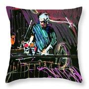 Bob Throw Pillow