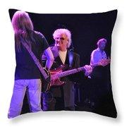 Bob Seger-chris Campbell 6092 Throw Pillow