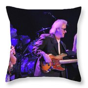 Bob Seger-chris-mark-6105 Throw Pillow