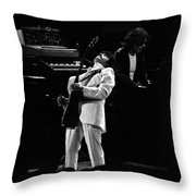 Boc#148 Throw Pillow