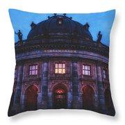 Bode - Museum Throw Pillow