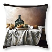 Bodegon Throw Pillow