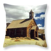 Bodie Church II Throw Pillow