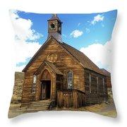 Bodie Church IIi Throw Pillow