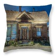 Bodie House Throw Pillow