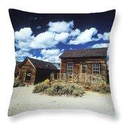 Bodie Houses II Throw Pillow