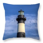 Bodie Island Lighthouse II 2015 Throw Pillow