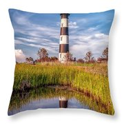 Bodie Reflection Throw Pillow
