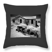Bodie Time Capsule Throw Pillow