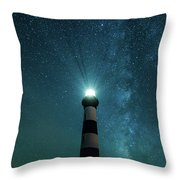 Bodie Under The Stars Throw Pillow