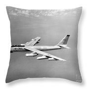 Boeing B-47 Stratojet, Wing-swept Throw Pillow