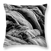 Boiled Boulders Throw Pillow