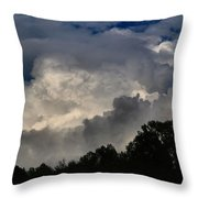 Boiling Up Throw Pillow