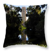 Bok Tower Gardens Throw Pillow