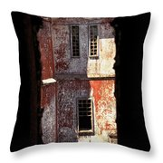 Bokor Throw Pillow