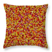 Bold Impressions Throw Pillow