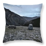 Boulder Canyon Throw Pillow