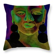Boldly Me #1 Throw Pillow