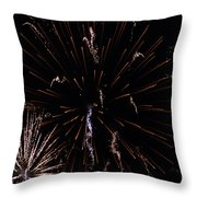Bombs2 Throw Pillow