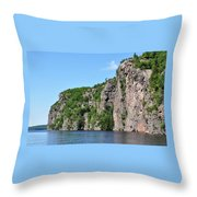 Bon Echo Throw Pillow
