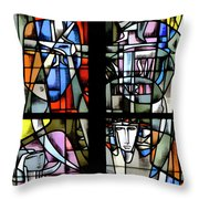 Bon Secours 3 Throw Pillow