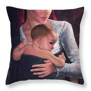 Bonding Throw Pillow