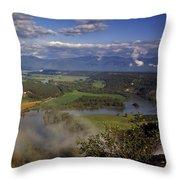 Bonners Ferry Throw Pillow