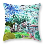 Bonsai And Penjing Museum 4 201734 Throw Pillow