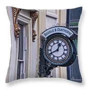 Boodle And Dunthorne - Liverpool Throw Pillow