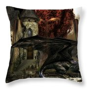 Book Of Fantasies 02 Throw Pillow