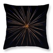 Boom 6 Throw Pillow