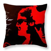 Boondock Saints Throw Pillow