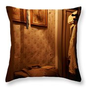 Bordello Throw Pillow