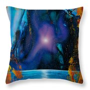 Borealis Throw Pillow